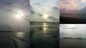 Beach snapshots