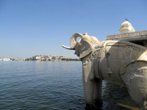 Udaipur, Rajasthan. It tempts you to move there someday.