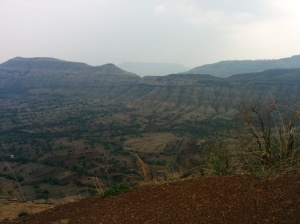 Panchgani - vast plateaus nestled in the Sahyadris.