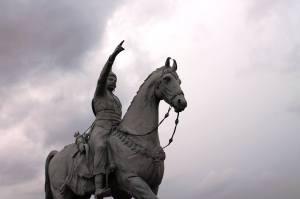 Jaswant Thada, royal cenotaphs at Jodhpur