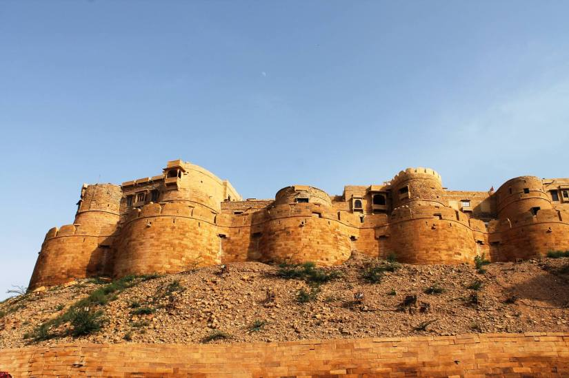Jaisalmer Fort, Jaisalmer The king of all forts, with a living, breathing city inside!